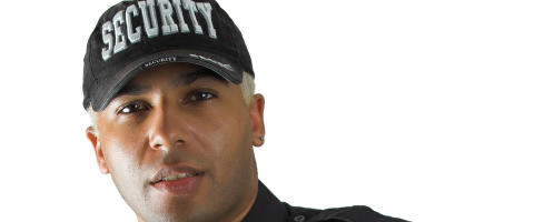 Headshot of security officer